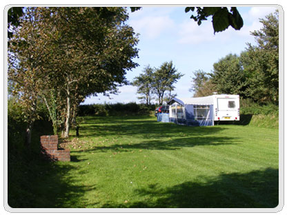 Caravan Park Putsborough