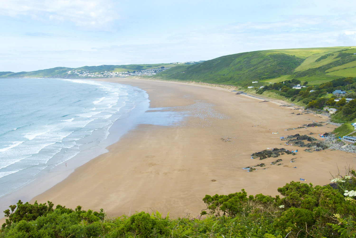 Putsborough Beach